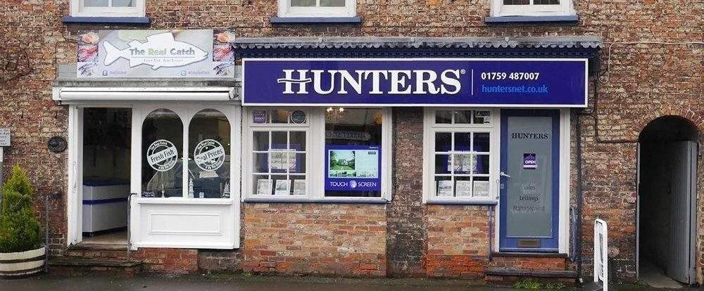 Hunters – Pocklington