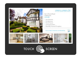 WHY CHOOSE A THROUGH-GLASS TOUCH SCREEN?